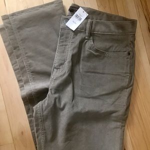 Banana Republic 5 Pocket Pant Slim Fit Size 35x34